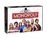 Monopoly The Big Bang Theory Edition mit 7 exklusiven Sammler-Figuren - Der Brettspiel-Klassiker trifft auf die Alltags-Helden aus dem TV (Deutsch)