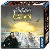 Kosmos 694081 A Game of Thrones CATAN, die Bruderschaft der Nachtwache, deutsche Version, Strategiespiel ab 12 Jahre, Brettspiel für 44259 Spieler, Geschenk nicht nur für Fans der Serie