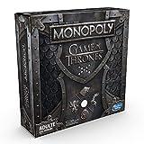 Monopoly Game of Thrones Gesellschaftsspiel – Brettspiel – Sammler-Edition – französische Version
