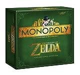 Winning Moves 44093 - Monopoly: Zelda Collector's Edition (deutsch)