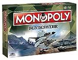 Café Viereck ® Monopoly Bundeswehr Edition - das perfekte Spiel für jeden Soldaten, Reservisten, Veteran oder Zivilisten