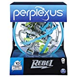 Spin Master Games 6053147 Rookie Perplexus Rebel, 3D-Labyrinth mit 70 Hindernissen, Multicolour