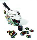 Tantrix 53001 Game Pack Strategiespiel und Puzzle, Schwarze Spielsteine