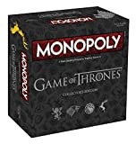 Winning Moves Monopoly 63447 Game of Thrones Iista, Mehrfarbig, ohne (Eleven Force)