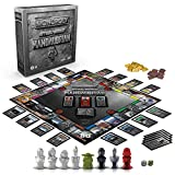 Monopoly: Star Wars The Mandalorian Edition Board Game, Protect The Child Baby Yoda from Imperial Enemies (englische Sprachausgabe)