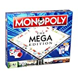 Monopoly The Mega Edition Wolkenkratzer und Depots