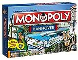 Monopoly Hannover Edition - Das berühmte Spiel um den großen Deal!