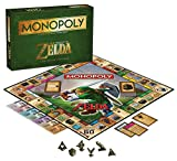 Winning Moves Monopoly: The Legend of Zelda Collector's Edition