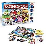 Hasbro Gaming C1815100 - Monopoly Gamer Familienspiel