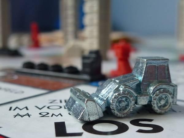 Spielregel Monopoly